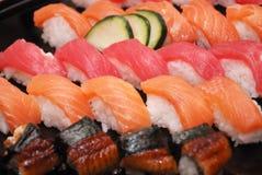 Sushi Rolls Lizenzfreie Stockbilder