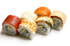 Free Sushi Rolls Royalty Free Stock Photography - 11834837