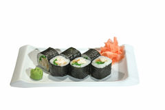 Sushi (rolls) Royalty Free Stock Photos