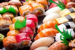 Sushi rolls Royalty Free Stock Photos