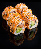 Sushi rolls Royalty Free Stock Images