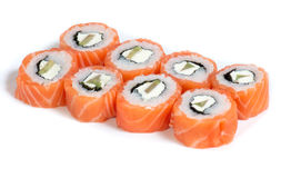Sushi rolls. Some kind of sushi rolls Royalty Free Stock Images