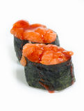 Sushi rolls. Some kind of sushi rolls Stock Photography