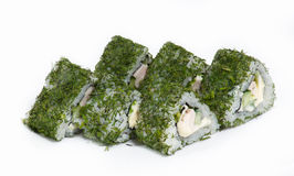Sushi rolls. Some kind of sushi rolls Stock Photo