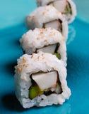 Sushi Rolls Fotografía de archivo libre de regalías