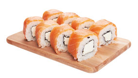 Sushi Rolls fotografie stock libere da diritti