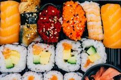 Sushi Rolls Foto de Stock Royalty Free