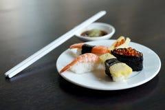 Sushi Rolls Imagen de archivo
