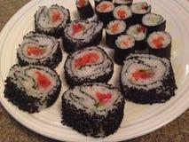Sushi Rolls Fotos de Stock