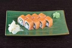 Sushi Rolls Photos stock