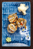Sushi Rolls Images libres de droits