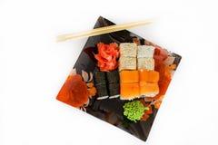 Sushi Rolls Image libre de droits