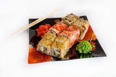 Sushi Rolls Stockfotos