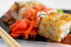 Sushi Rolls Stockfotografie