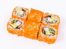 Sushi rolls california Stock Images