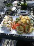 Sushi Rolls fotografia stock libera da diritti