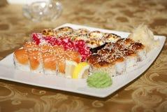 Sushi rolls Royalty Free Stock Image