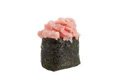 Sushi Rolls Makidzusi Fotografia de Stock Royalty Free