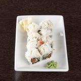 Sushi rolls Royalty Free Stock Photo
