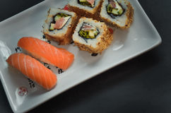 Sushi rolls Royalty Free Stock Photography