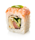 Sushi with fish Stock Image