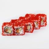 Best sushi rolls Japanese food Stock Image