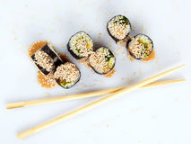 Sushi rols Royalty Free Stock Photo