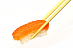 Sushi Salmon Fotos de Stock Royalty Free