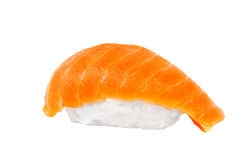 Sushi with salmon Royalty Free Stock Photos