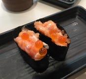 Sushi - Salmon Roe Stock Photos