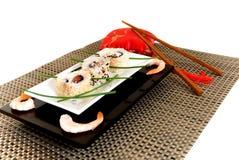 Sushi, sashimi Stock Image