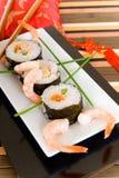 Sushi, sashimi Stock Photography
