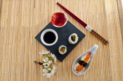 Sushi,sashimi,Maki Japanese cuisine. Stock Photography