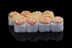 Sushi-Satz Stockfotografie
