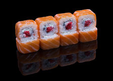 Sushi-Satz Lizenzfreie Stockfotografie