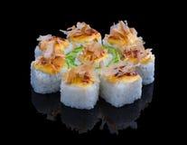 Sushi-Satz Lizenzfreies Stockfoto