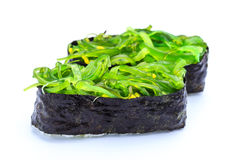 Sushi seaweed Royalty Free Stock Photography