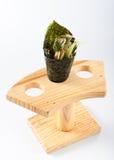 Sushi seaweed Stock Images