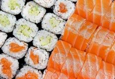 Sushi selection Stock Photo