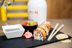 Sushi Selection Stock Image