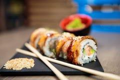 Sushi Selection Royalty Free Stock Image