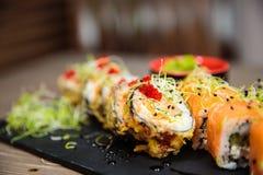 Sushi Selection Royalty Free Stock Photo