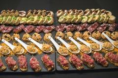 Sushi selection royalty free stock photos