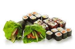 Free Sushi Set Royalty Free Stock Photo - 11839365