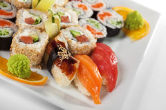 Sushi Set Royalty Free Stock Images