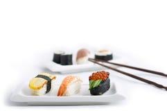 Sushi set Royalty Free Stock Images
