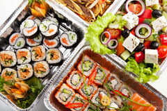 Sushi Set Stock Photography