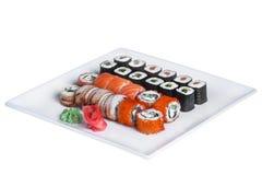 Sushi set Royalty Free Stock Photography