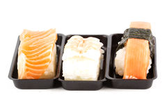 The sushi set Stock Photo