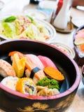 Sushi Set Stock Image